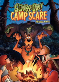 Scooby-Doo! Camp Scare (2010) (2010) Movie Poster