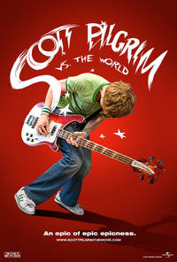 Scott Pilgrim vs. the World Poster
