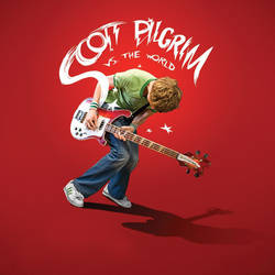 Scott Pilgrim vs. the World OST Album Cover
