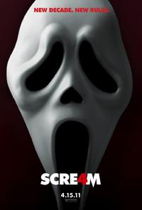 Scream 4 Movie Poster