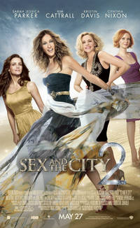 Sex and the City 2 (2010) Movie Poster