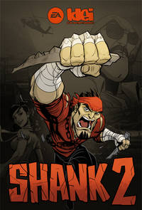 Shank 2 Poster