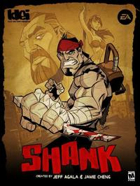 Shank (2010) Trejler Movie Poster