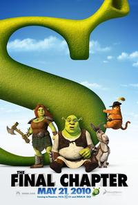 Shrek Forever After (2010) Poster