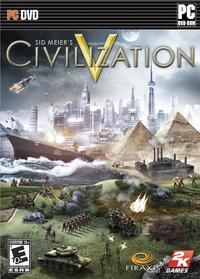 Sid Meier's Civilization V Game Poster