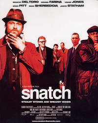 Snatch. Movie Poster