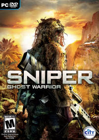 Sniper: Ghost Warrior Game Poster