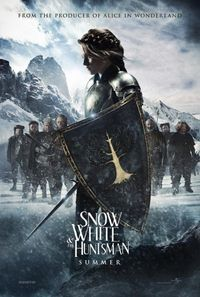 Snow White and the Huntsman (2012) Movie Poster