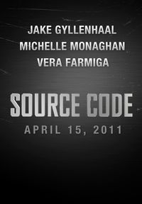 Source Code (2011) Trejler Movie Poster