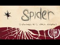 Spider Kratki Film Movie Poster