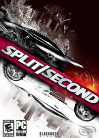 Split Second Poster
