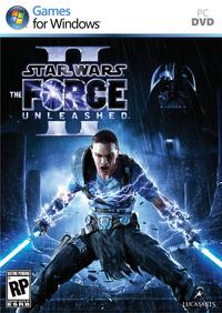 Star Wars: The Force Unleashed II Game Poster