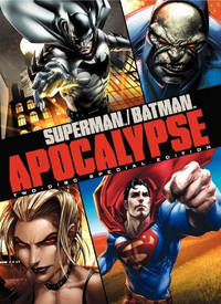 Superman/Batman: Apocalypse (2010) Movie Poster