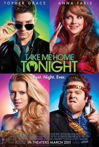 Take Me Home Tonight (2011) Trejler Movie Poster