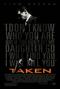 Taken (2008/I) Movie Poster