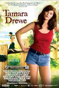 'Tamara Drewe' (2010) Poster