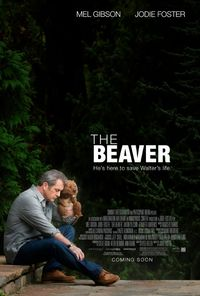 The Beaver (2011) Trejler Movie Poster
