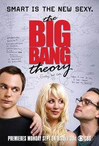 The Big Bang Theory 2007 series poster