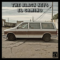 The Black Keys - El Camino poster
