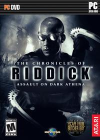 The Chronicles of Riddick Assault on Dark Athena Poster