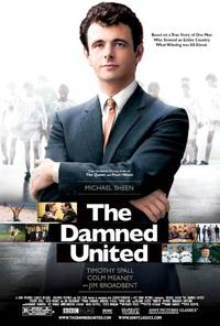 The Damned United poster