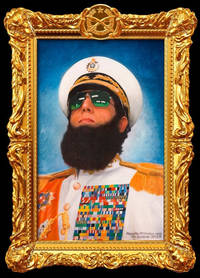 The Dictator (2012) Trejler
