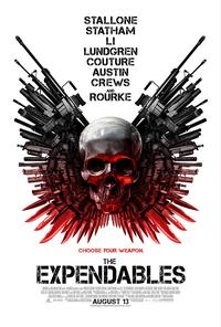 The Expendables -Isečak iz filma Movie Poster