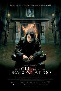 The Girl with the Dragon Tattoo (2009) Movie Poster