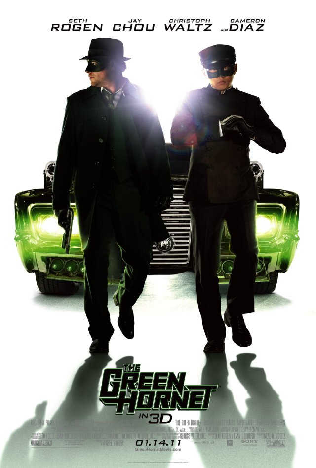 The Green Hornet (2011) Trejler