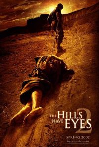 The Hills Have Eyes II (2007) Poster