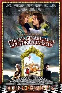 The Imaginarium of Doctor Parnassus 2009 Movie Poster
