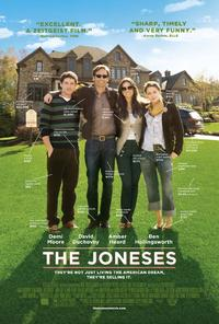 The Joneses (2009) Movie Poster