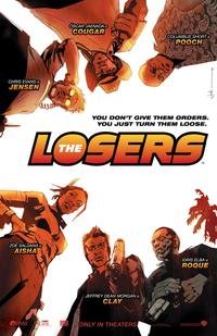 The Losers (2010) Intervju sa ekipom