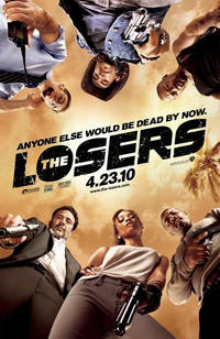 The Losers (2010) Movie Poster