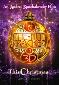 The Nutcracker 3D 2010 Trejler Movie Poster