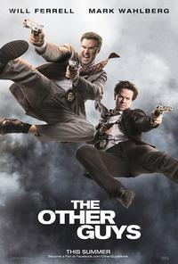 The Other Guys (2010) Poster