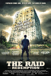 The Raid: Redemption (2011) Trejler