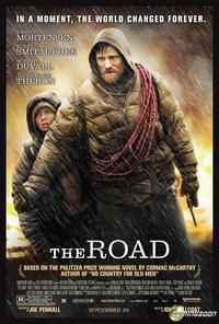 The Road 2009 movie poster