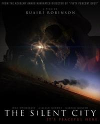 The Silent City Kratki Film Movie Poster