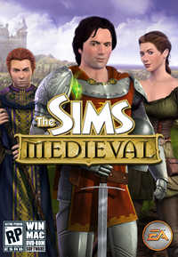 The Sims Medieval Poster