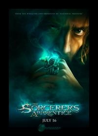 The Sorcerer's Apprentice (2010) Poster