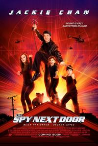 The Spy Next Door 2010 Movie Poster