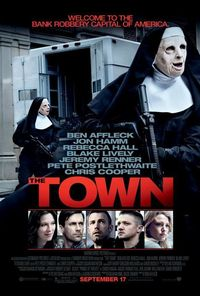 The Town (2010) Poster