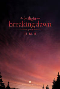 The Twilight Saga: Breaking Dawn Movie Poster