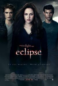The Twilight Saga: Eclipse (2010) Movie Poster