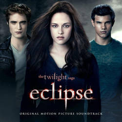 The Twilight Saga: Eclipse OST Album Cover