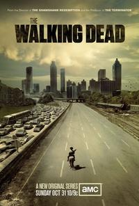 The Walking Dead Trejler Movie Poster