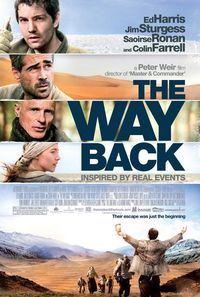 The Way Back (2011) Trejler Movie Poster