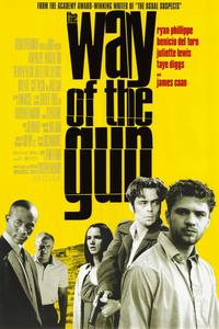 The Way of the Gun 2000 Movie Poster