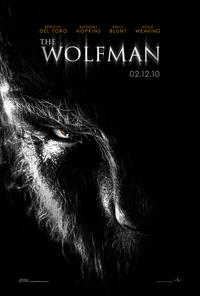 The Wolfman 2010 Movie Poster